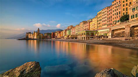 Portofino Wallpapers by Camogli City In Portofino Wallpaper For Desktop 1920x1080