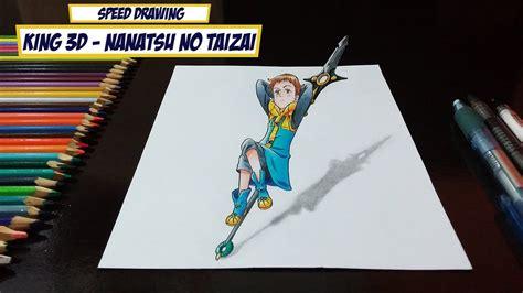 drawing king  nanatsu  taizai   deadly sins