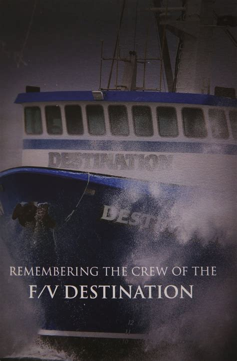 Destination Crab Boat What Happened by Lost Seattle Based Crab Boat Crew Memorialized The
