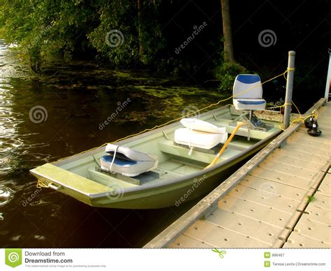 Lake Boats Small by Small Sport Fishing Boat In Lake Royalty Free Stock