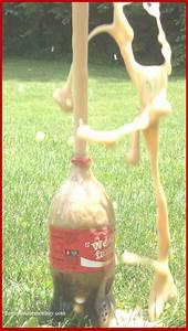 Make A Mentos U0026 Soda Pop Geyser Thereu002639s Just One Mommy