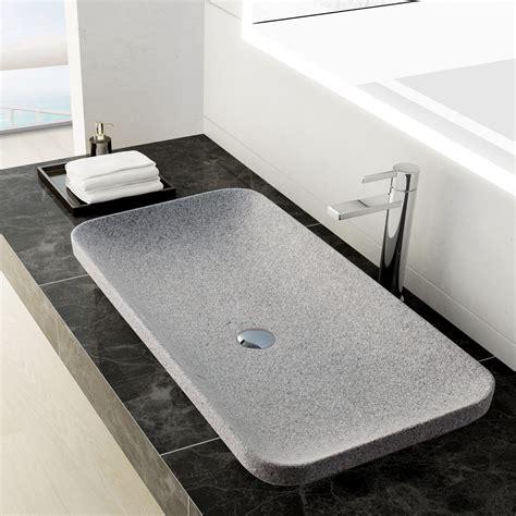 e granite kitchen sinks ivins granite bathroom vessel sink rectangle modern 6993