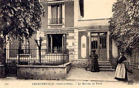 ancienne le de bureau l 39 ancienne poste de franconville photimages d 39 hier et