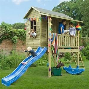 Grande Cabane Enfant : maison enfant jardin pour le bonheur de vos enfants ~ Melissatoandfro.com Idées de Décoration