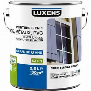 Peinture Pour Plastique Extérieur : peinture multi mat riaux peinture pour bois m tal ~ Dailycaller-alerts.com Idées de Décoration