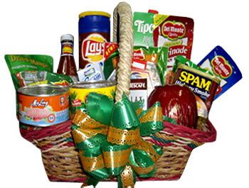 filipinas gifts gifts of love christmas basket