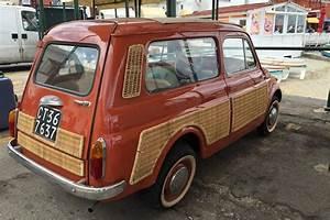 Fiat 500 Ancienne Italie : d couverte fiat 500 giardiniera ~ Medecine-chirurgie-esthetiques.com Avis de Voitures