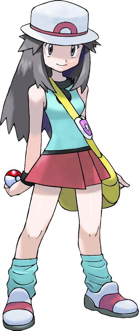 Leaf (game)  Bulbapedia, The Communitydriven Pokémon