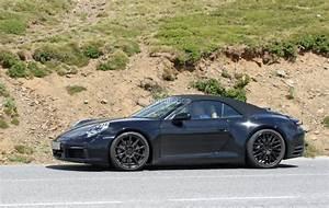 2019 Porsche 911 : spyshots 2019 porsche 911 shows muffler design hints at new engine position autoevolution ~ Medecine-chirurgie-esthetiques.com Avis de Voitures
