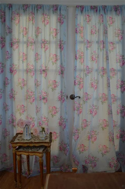 target shabby chic pink curtains simply me mar 14 2012