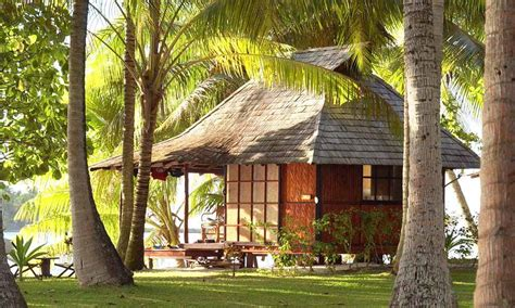Vahine Island Private Resort, Taha'a Tahiticom