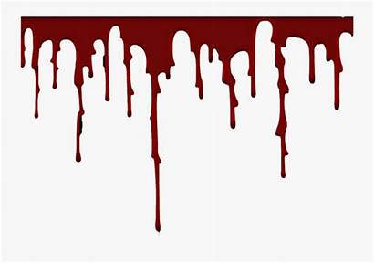 Blood Dripping Cartoon Clipart Slime Transparent Clipartkey
