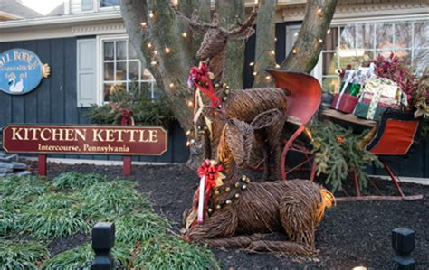 container christmass tree lancaster pa lancaster county events i kitchen kettle pennsylvania country