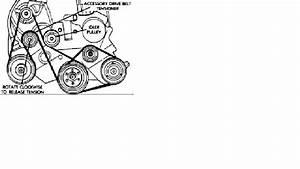 Serpentine Belt Installation Instructions Needed