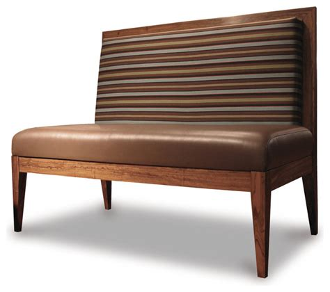 dining settee bench novecento settee contemporary dining benches new