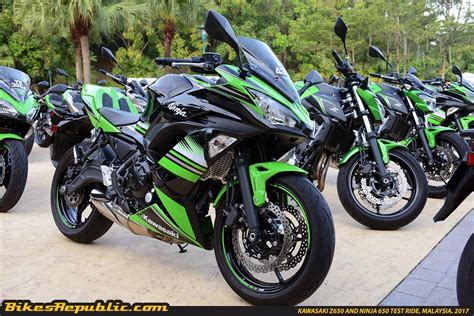 Modification Kawasaki 650 by 93 Modifikasi Motor 650cc Sobat Modifikasi