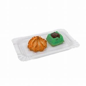 Assiette Rectangulaire Blanche : assiette carton rectangulaire blanche pour manger sur le pouce ~ Teatrodelosmanantiales.com Idées de Décoration