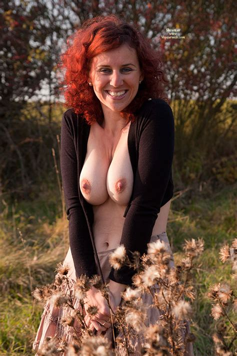 A Smile And Boobs July Voyeur Web Hall Of Fame
