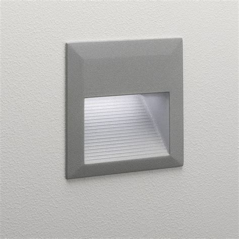 astro lighting 7835 tecla led ip44 exterior recessed wall