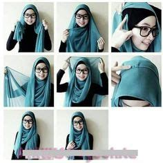 easy basic hijab style  beginners