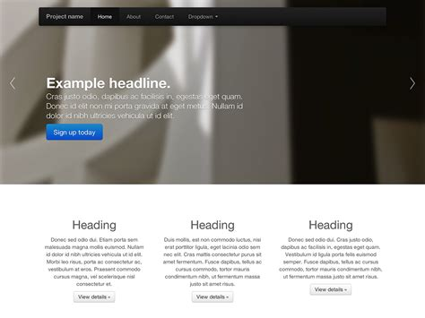 bootstrap carousel template getting 183 bootstrap bootstrap中文网