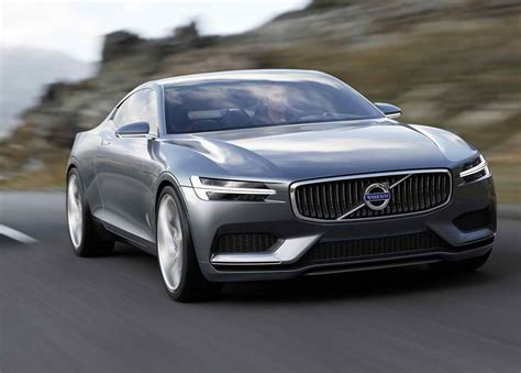 volvo vehicles 2013 volvo coupe concept review pictures