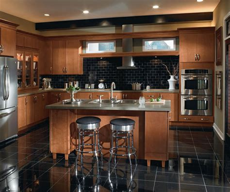 what type of wood is best for kitchen cabinets rainier slab cabinet doors homecrest cabinetry