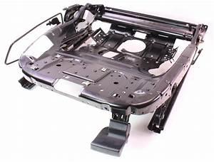 Rh Front Manual Seat Frame Base Track Slider 05