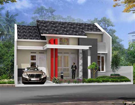 bangunan rumah sederhana minimalis idaman