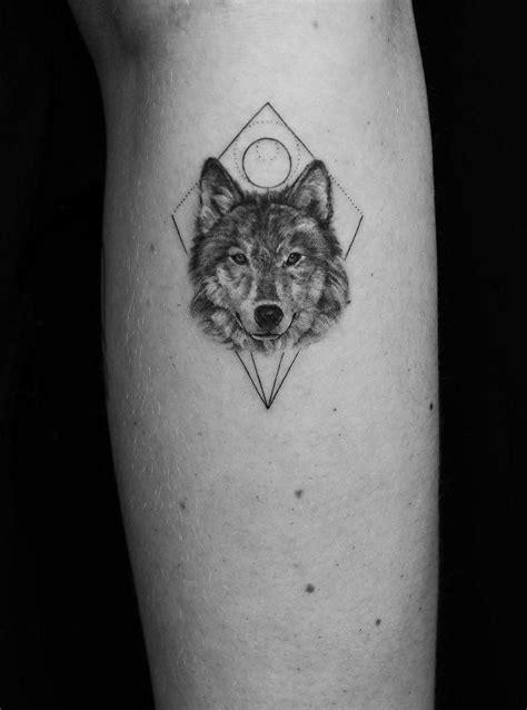 wolf tattoo  evan tattoo beautifultattoos tattoos