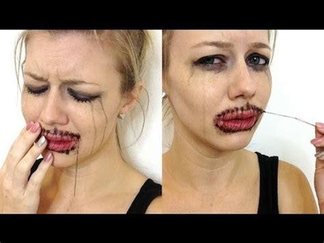 foto de GIRL SEWS MOUTH SHUT YouTube