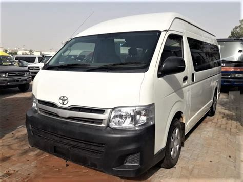 Learn more about the toyota hiace commuter from borneo motors. TOYOTA Hiace Commuter | Timam Cars