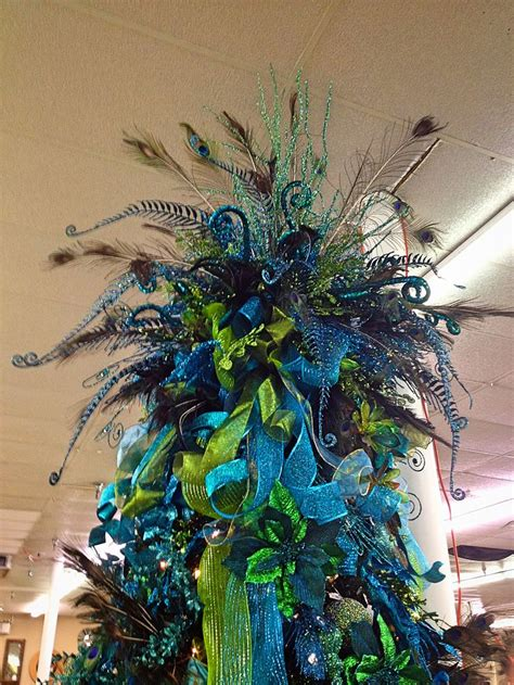 feather christmas tree topper 8 beautifully tree topper ideas