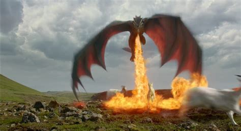 Drogon vs Reign of Fire (male) - Battles - Comic Vine