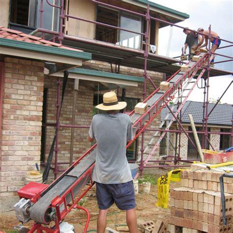 tile block brick elevator rental coates hire