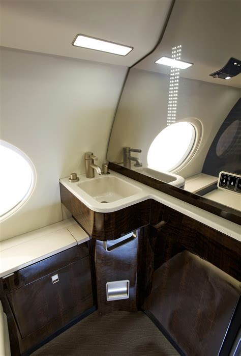 step  rupert murdochs luxurious  million private jet