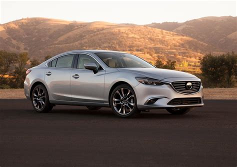 Mazda 6 Car Wallpapers 2016