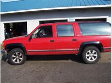1993 Chevrolet Suburban K1500 For Sale in Clackamas OR