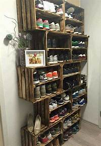 how to store shoes 45 Creative Ideas To Store Your Shoes - Shelterness