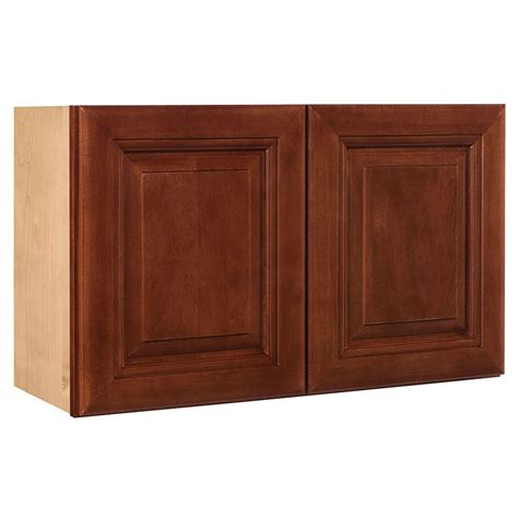 home decorators collection kitchen cabinets home decorators collection lyndhurst assembled 30x15x12 in 7059