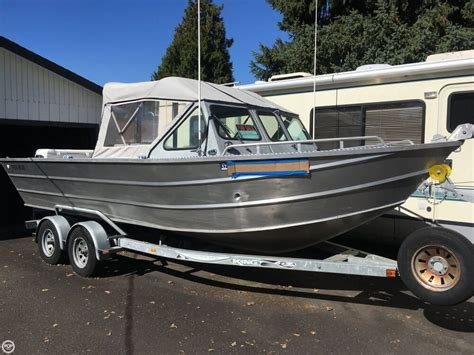 Boats Portland Oregon by Used Saltwater Fishing Boats For Sale In Oregon Boats