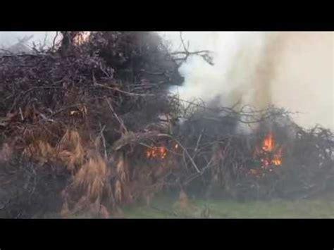 wet wood  burn youtube