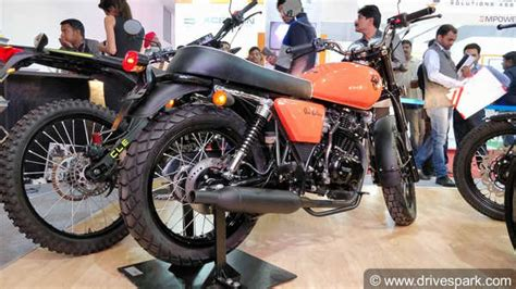 Cyclewerks Ace Image by Auto Expo 2018 Cleveland Cyclewerks Ace And Misfit
