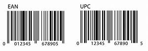 Are UPC and EAN Barcodes the Same?
