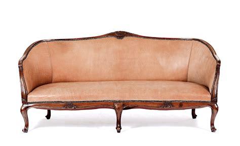 Divano Luigi Xv - divano e due poltrone a pozzetto in noce in stile luigi xv
