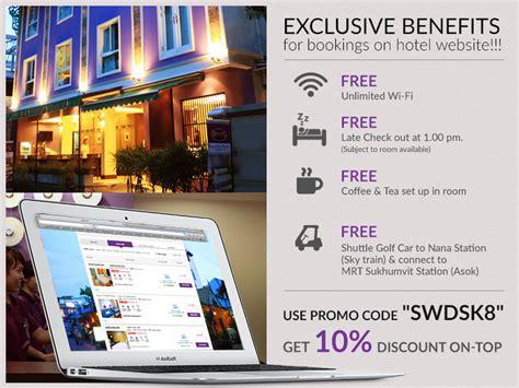 bangkok hotel  official website  sawasdee hotel