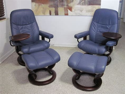 Stressless Diplomat Recliner Sale by Buy These Used Ekornes Stressless Recliner Chair Leather