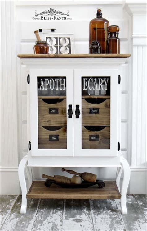 Apothecary Cabinet Ikea Hack by Bliss Ranch Vote Apothecary Cabinet Ikea Hack