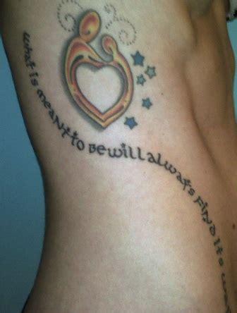 beautiful hip love tattoo quotes  girls tattoomagz
