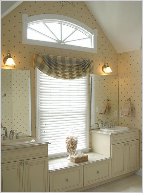 ideas for bathroom windows 15 curtains for bathrooms windows curtain ideas